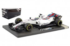 WILLIAMS FW40 Martini GP Australia F1 2017 Felipe Massa - Minichamps Escala 1:18 (117170019)