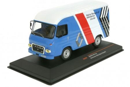 Saviem Renault SG2 Asistencia Rally Alpine Renault 1973 - Ixo Escala 1:43 (CLC299)