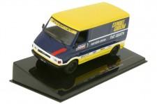 FIAT 242E Asistencia Rally Olio Fiat 1976 - Ixo Escala 1:43 (RAC267)