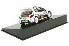PEUGEOT 207 S2000 Rally Monte Carlo 2010 B. Magalhaes / C. Magalhaes - Ixo Escala 1:43 (RAM424)
