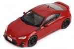 TOYOTA GT86 TRD Performance RHD 2013 - J-Collection Escala 1:43 (JC299)