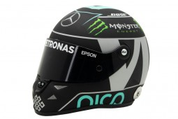 CASCO SCHUBERTH Nico Rosberg Mercedes Campeon del Mundo F1 2016 - Schuberth Escala 1:2 (9086000222)