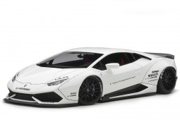 LAMBORGHINI Huracan Liberty Walk LB-Works 2016 White - AutoArt Scale 1:18 (79120)