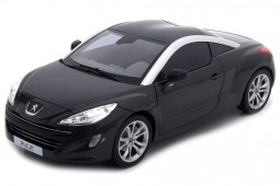 PEUGEOT RZC 2010  Dark Grey Metallic - Norev Scale 1:18 (184781)