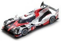 TOYOTA TS050 Hybrid 24h Le Mans 2017 S. Buemi / A. Davidson / K. Nakahima - Spark Scale 1:43 (s5804)