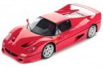 FERRARI F50 Spider 1996 Rojo - Looksmart Escala 1:18 (LS18FC05A)
