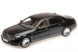 MERCEDES-Benz Maybach S-Class 2016 Negro - Almost Real Escala 1:18 (820102)