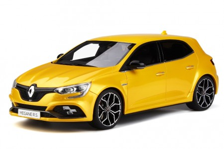 RENAULT Megane RS Trophy 2017 - OttoMobile Escala 1:18 (OT283)