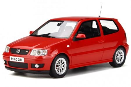 VOLKSWAGEN Polo GTi 2001 - OttoMobile Escala 1:18 (OT270)
