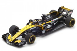 RENAULT F1 Team R.S.18 GP China 2018 N. Hulkenberg - Spark Model Escala 1:43 (s6057)
