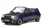 RENAULT 5 GT Turbo Cabriolet 1990 - OttoMobile Escala 1:18 (OT280)