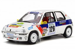 PEUGEOT 106 Rallye Gr. N S. Loeb / C. Schneider - Otto Scale 1:18 (OT282)