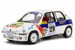 PEUGEOT 106 Rallye Gr. N S. Loeb / C. Schneider - Otto Escala 1:18 (OT282)
