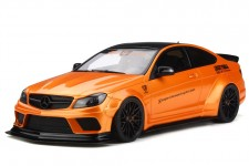 MERCEDES-Benz C63 LB Works 2017 - GT Spirit Escala 1:18 (GT215)