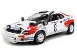 TOYOTA Celica Winner Rally Savari 1992 C. Sainz / L. Moya - Top Marques Scale 1:18 (TOP34F)