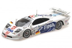McLaren F1 GTR 3rd 24h Le Mans 1997 P. Kox / R. Ravaglia / E. Helary - Minichamps Escala 1:18 (530133743)