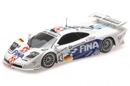 McLaren F1 GTR 3rd 24h Le Mans 1997 P. Kox / R. Ravaglia / E. Helary - Minichamps Scale 1:18 (530133743)