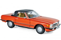 MERCEDES-Benz 300 SL 1986 - Norev Escala 1:18 (183467)