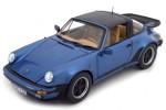 PORSCHE 911 930 Turbo 3.3 Targa 1987 - Norev Scale 1:18 (187663)