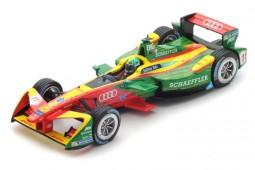 AUDI Sport Team Campeon Formula E 2016-2017 Lucas Di Grassi - Spark Escala 1:43 (43FE03)