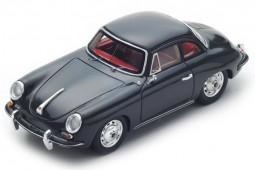 PORSCHE 365B T5 Hardtop Coupe 1961 - Spark Models Scale 1:43 (s4921)
