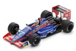 Larrousse Calmels Formula 1 1987 Yannick Dalmas - Spark Escala 1:43 (s4818)