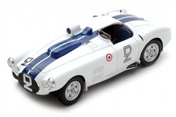 CUNNINGHAM C4-R N°2 3ème 24H Le Mans 1954 W. Spear
