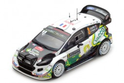FORD Fiesta WRC Rally Monte Carlo 2018 B. Bouffier / X. Panseri - Spark Scale 1:43 (s5953)
