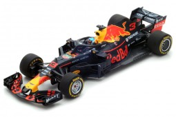 RED BULL Racing RB14 Ganador GP China 2018 D. Ricciardo - Spark Escala 1:43 (s6058)