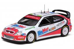 CITRÖEN XSARA WRC - nº8 - Bettega Memorial Rallysprint - Bologna Motos Show 2008 - Kris Meeke