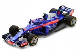 TORO ROSSO STR13 Honda GP Formula 1 Azerbaijan 2018 B. Hartley - Spark Escala 1:43 (s6061)