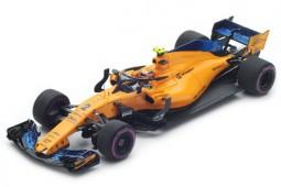 McLaren MCL33 Formula 1 GP Australia 2018 S. Vandoorne - Spark Escala 1:43 (s6063)