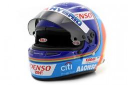BELL HELMET Fernando Alonso Toyota Gazoo Winner 24h Le Mans 2018 - Bell Escala 1:2 (4171886)