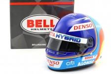 CASCO BELL Fernando Alonso Toyota Gazoo Ganador 24h Le Mans 2018 - Bell Escala 1:2 (4171886)