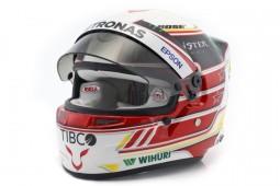 CASCO BELL Lewis Hamilton F1 Mercedes W08 2018 - Bell Escala 1:2 (4121540)