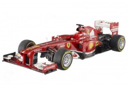 FERRARI F138 Formula 1 2013 F. Alonso - Hot Wheels Elite Escala 1:43 (BCK13)