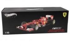 FERRARI F138 Formula 1 2013 F. Alonso - Hot Wheels Elite Escala 1:43 (BCK13)