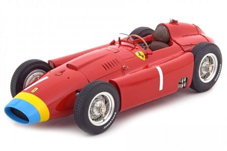 FERRARI D50 GP Formula 1 Alemania 1956 J. M. Fangio - CMC Escala 1:18 (M-181)