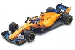 McLaren MCL33 Renault GP Formula 1 Australia 2018 Fernando Alonso - Spark Escala 1:43 (s6062)