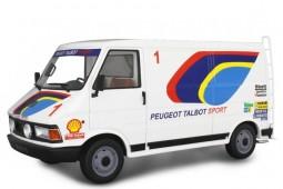CITROEN C35 Peugeot Talbot Sport 1986 - Laudoracing Escala 1:18 (LM107B4)