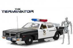 DODGE Monaco Metropolitan Police 1977 - Terminator (1984) - Greenlight Escala 1:18 (19042)