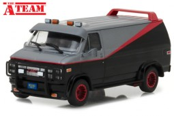 GMC Vandura 1983 - The A-Team (1983-87) - Greenlight Scale 1:43 (86515)