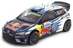 VOLKSWAGEN Polo R WRC Rally Tour de Corse 2016  J.M. Latvala / M. Anttila - Ixo Escala 1:18 (18RMC018B)