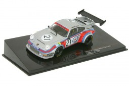 PORSCHE 911 Carrera RSR 2.1 Turbo 24h Le Mans 1974 M. Schurti / H. Koinigg - Ixo Escala 1:43 (LMC158B)