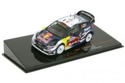 FORD Fiesta WRC Rally Tour de Corse S. Ogier / J. Ingrassia - Ixo Scale 1:43 (RAM674)