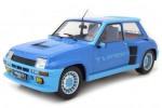 RENAULT 5 Turbo 1981 - Ixo Models Escala 1:18 (18CMC005)