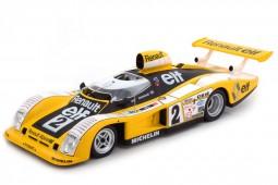 RENAULT Alpine A442B Ganador 24h Le Mans 1978 D. Pironi / J. Jaussaud - Norev Escala 1:18 (185145)