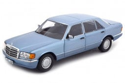 MERCEDES-Benz 560 SEL (W126) 1991 - Norev Scale 1:18 (183464)
