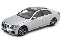 MERCEDES-Benz S-Class AMG 2018 - Norev Scale 1:18 (183479)