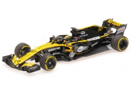 RENAULT F1 Team R.S.18 Formula 1 2018 N. Hulkenberg - Minichamps Escala 1:43 (417180027)